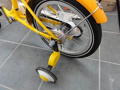 ベネッセ しまじろう 自転車 補助輪