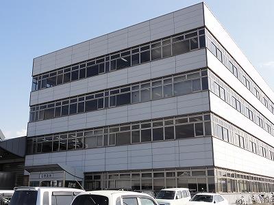 福岡空港 貨物ターミナル 国際貨物ビル