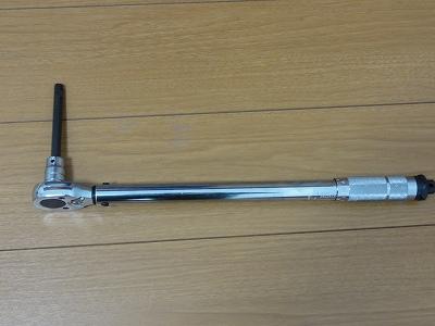 BAL トルクレンチ ヘキサゴンソケット 10mm