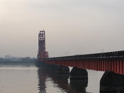 昇開橋 2013/02/22