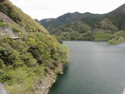 厳木ダム ダム湖