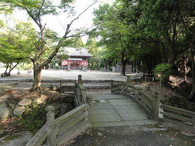 勝宿神社(かしゅくじんじゃ) 佐賀市