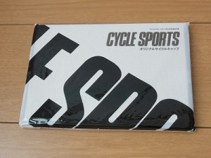 CYCLE SPORTS 2013年8月号 付録