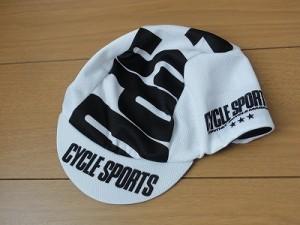 サイクルキャップ CYCLE SPORTS 2013年8月号