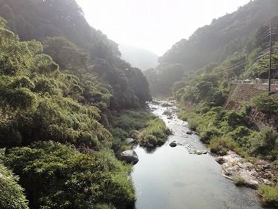 佐賀センチュリーラン スタート地点 嘉瀬川下流側