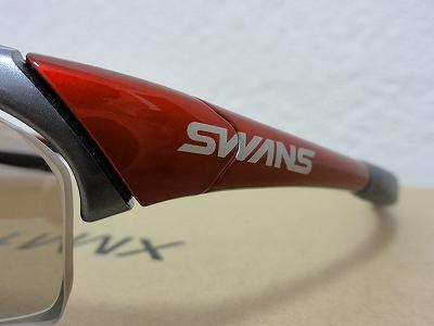 SWANS WARRIOR6 テンプル ロゴ