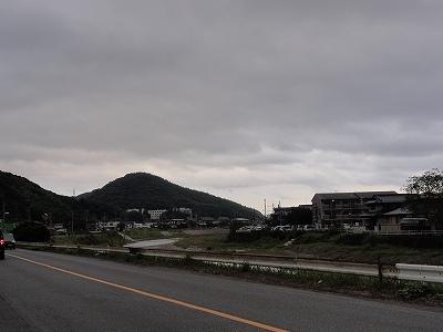 サイクルツアー北九州2013 朝の空模様