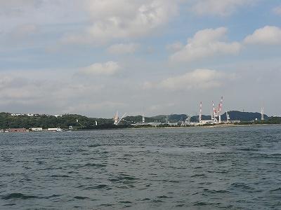 サイクルツアー北九州2013 巌流島(彦島)