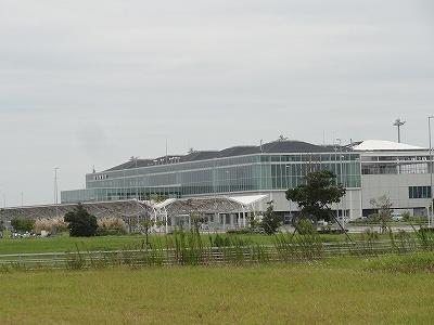 サイクルツアー北九州2013 北九州空港