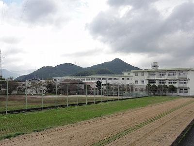 サイクルツアー北九州2013 北九州市立菅生中学校