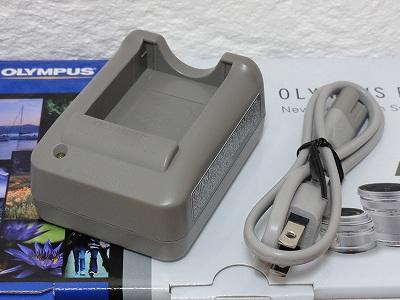 オリンパス PEN Lite E-PL6 充電器 BCS-5