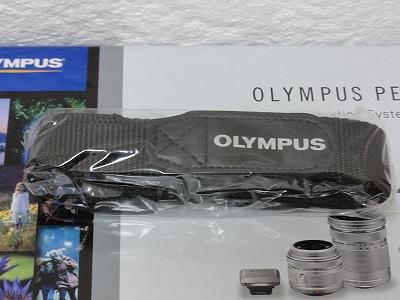オリンパス PEN Lite E-PL6 ショルダーストラップ