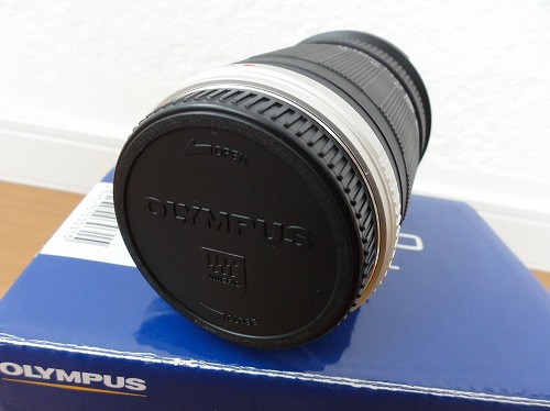 M.ZUIKO DIGITAL ED 14-150mm F4.0-5.6 後ろから