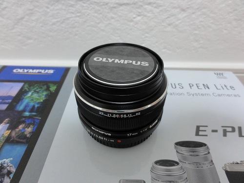 オリンパス M.ZUIKO DIGITAL 17mm F1.8