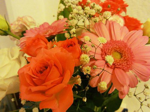 花束 結婚記念日 10周年