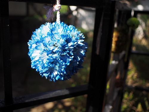 佐賀城下ひなまつり 2014 花飾り
