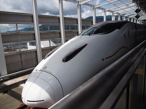 九州新幹線 800系 JR九州