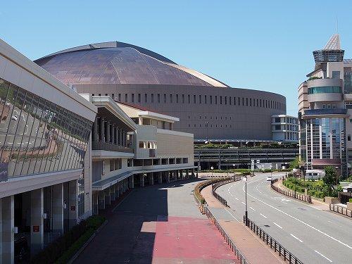 福岡ヤフオクドーム ホークスタウン